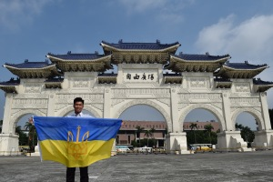 第六章 2六千公里外的聲援 看完影片 開始想為烏克蘭做些事情